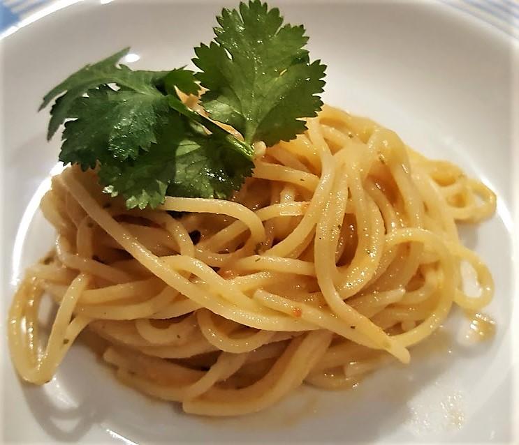 Piatto n.2 - Il Primo! Spaghetti all'acqua pazza