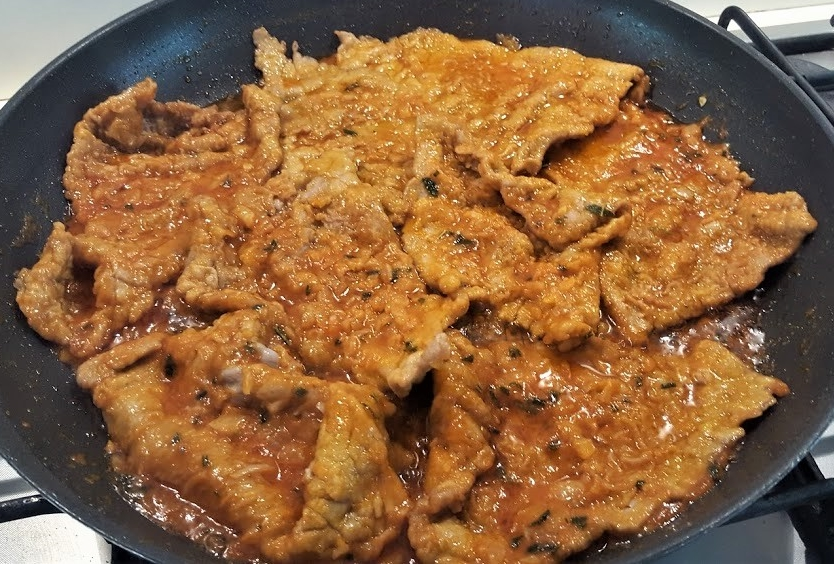 scaloppine pizzottelle