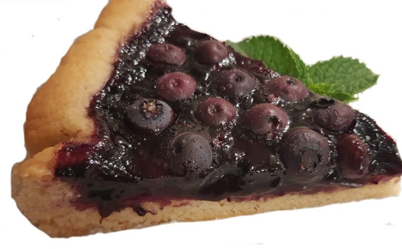 CROSTATA AI MIRTILLI NERI