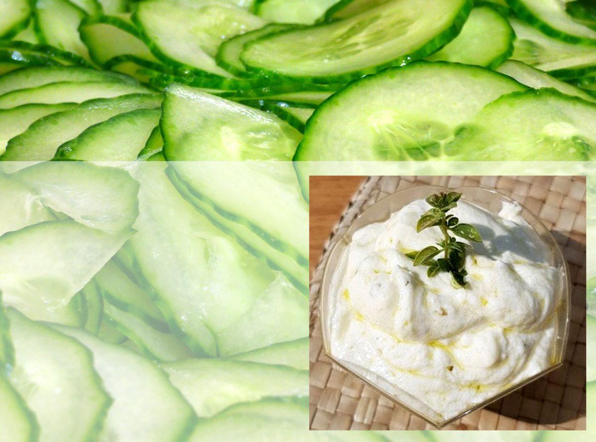 cetrioli-ricette-salsa-tzatziki