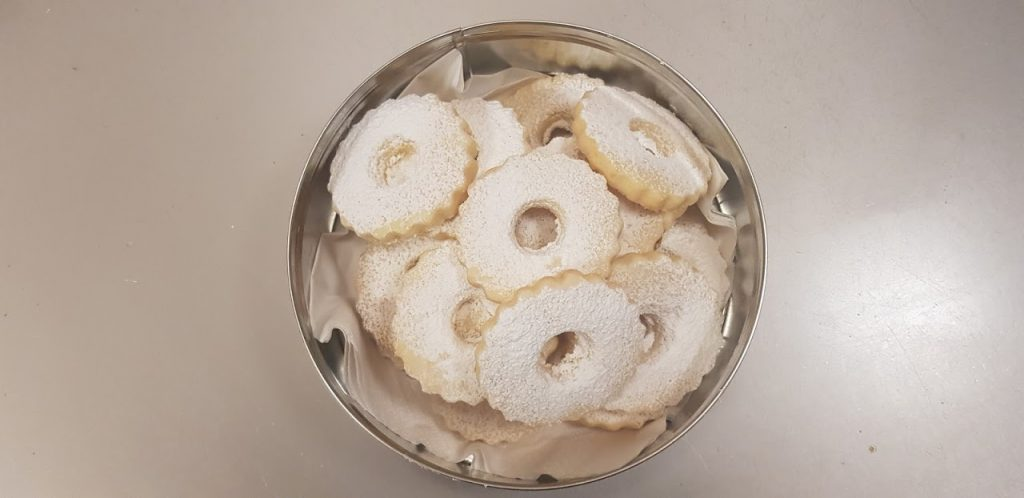 I Canestrelli sono biscotti tipici italiani, ma sono diffusi soprattutto in Piemonte e in Liguria