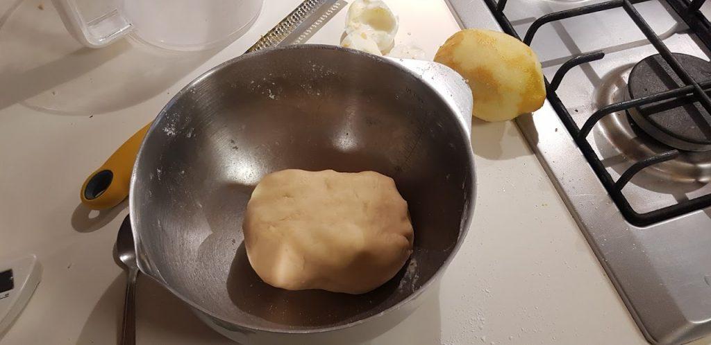 La ricetta pasta frolla per biscotti Canestrelli